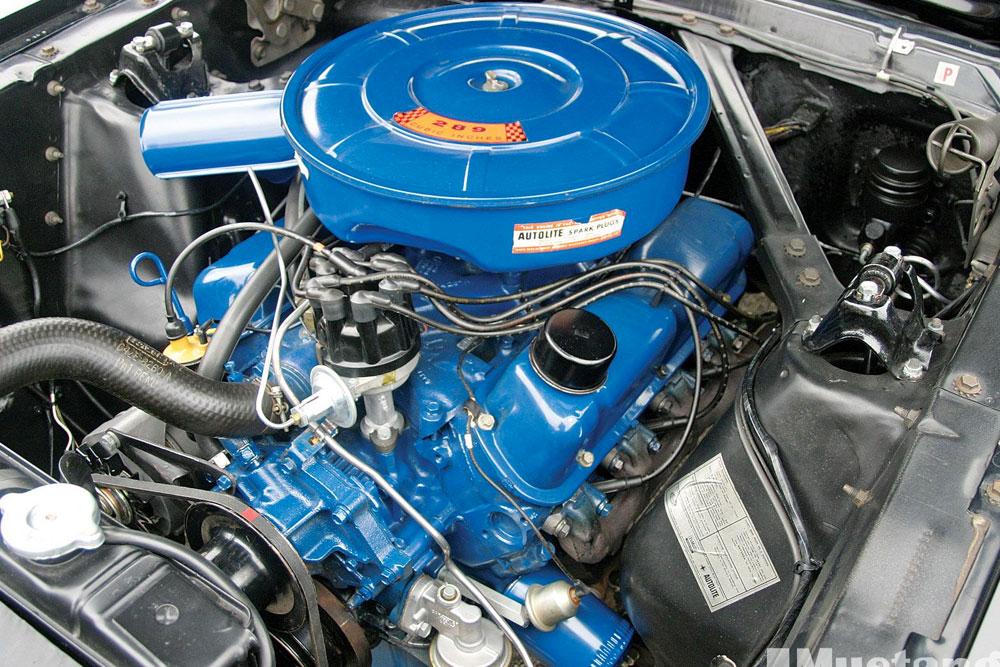 Mech P-3 engine